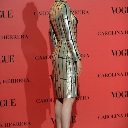 Carolina Herrera celebrates thirty years of Vogue Spain