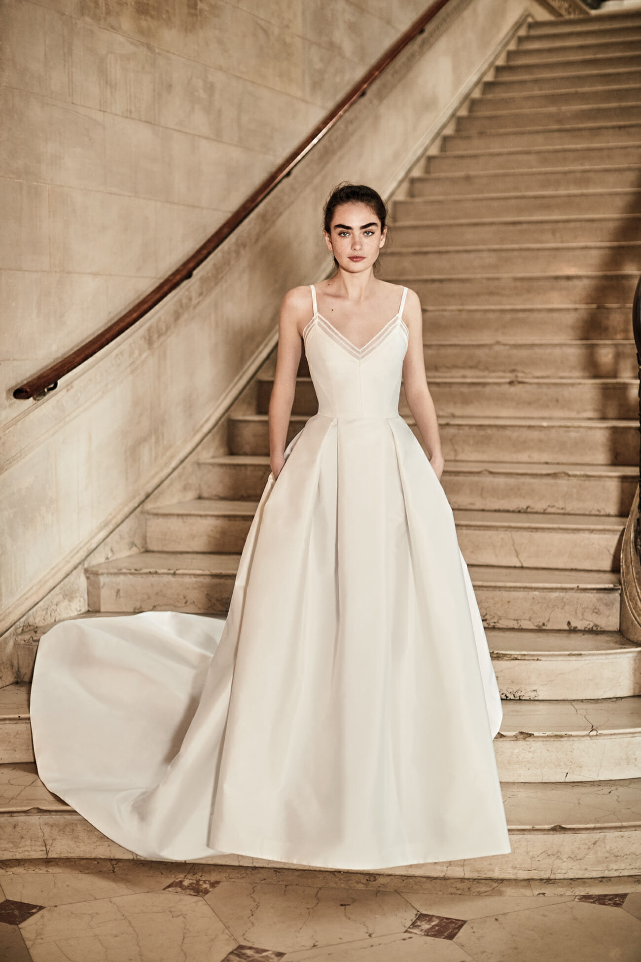 Carolina-Herrera-New-York-Bridal-Spring-2019-heather