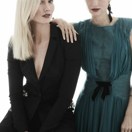 GOOD GIRLS DO GOOD  CAROLINA HERRERA x KODE WITH KLOSSY
