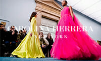 thumbnail carolina herrera new york fashion fashion show models walking