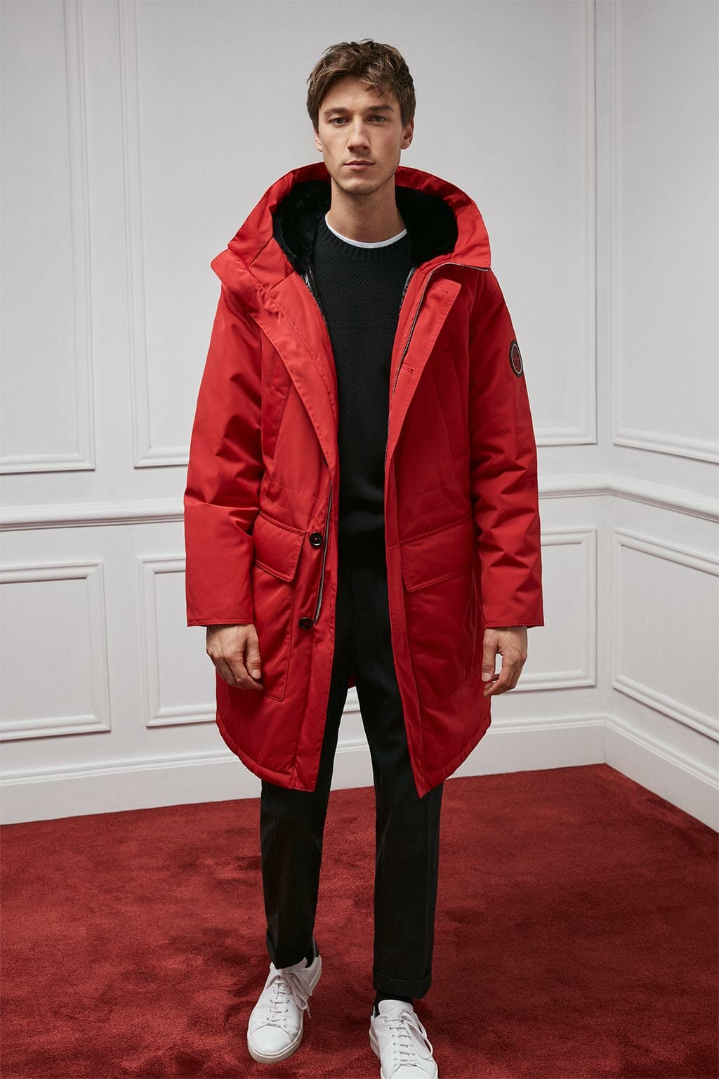 CH Carolina Herrera. New Menswear Collection Spring Preview. Look 06