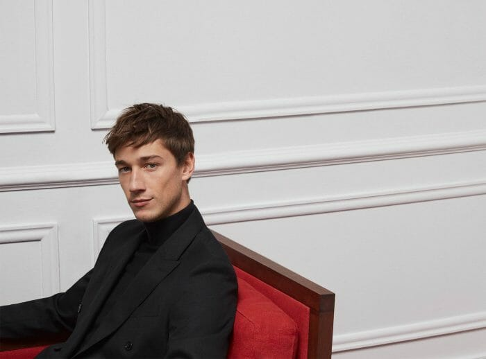 CH Carolina Herrera. New Menswear Collection Spring Preview. Look 12