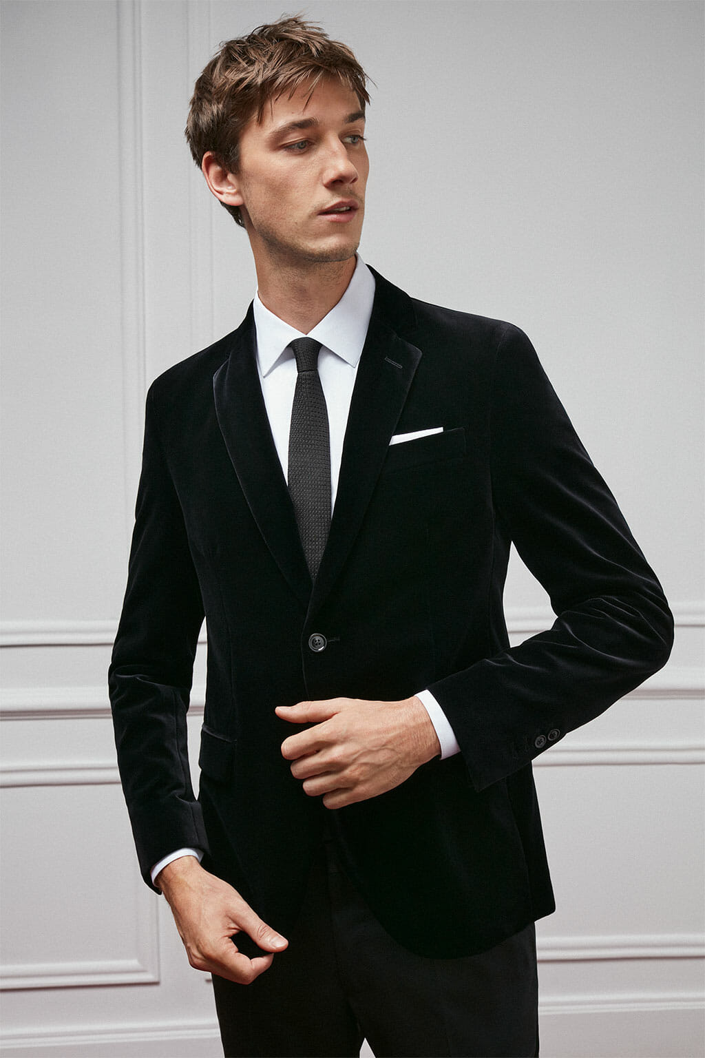 CH Carolina Herrera. New Menswear Collection Spring Preview. Look 14