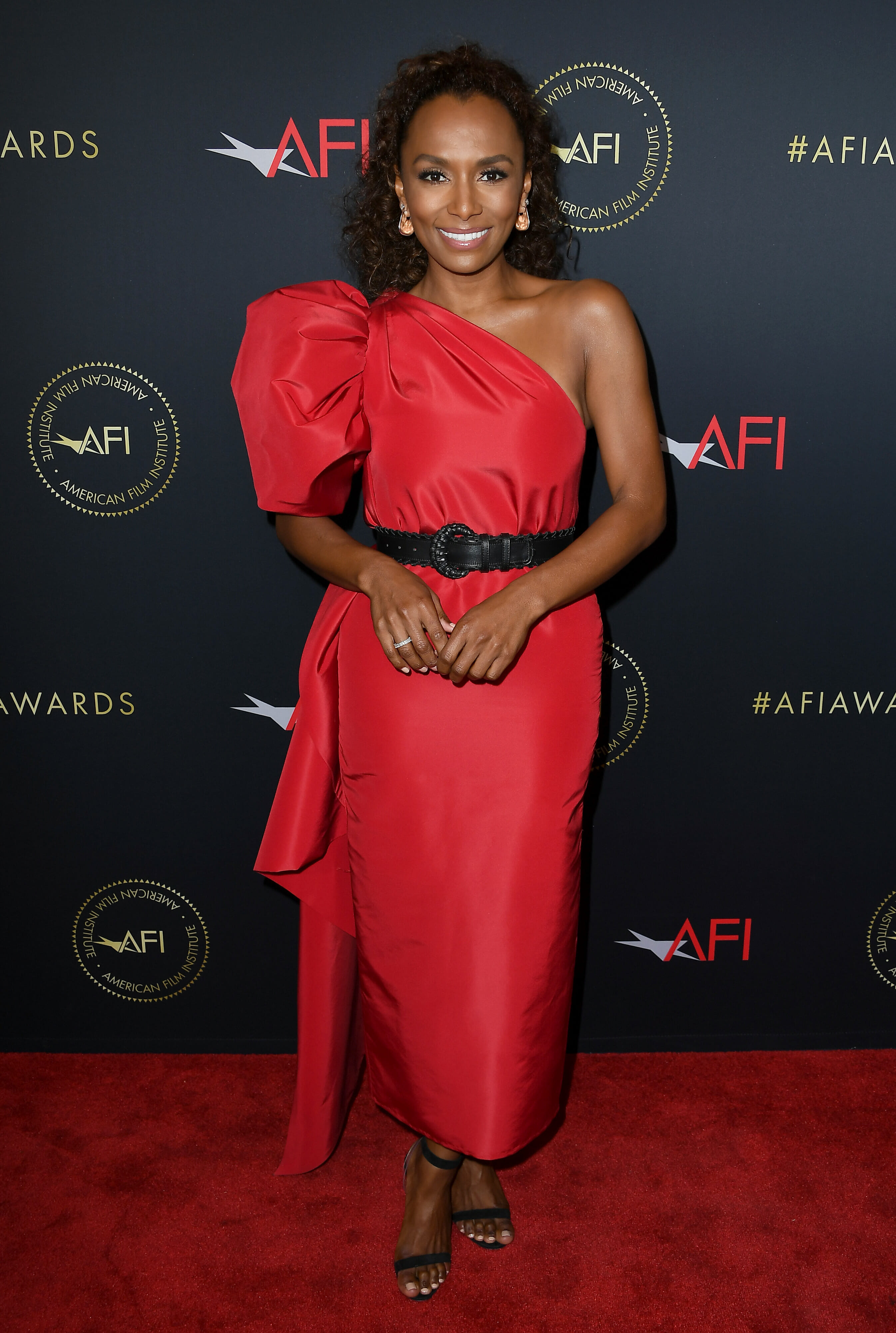 Janet Mock Steals The Show In Pre-Fall 2020