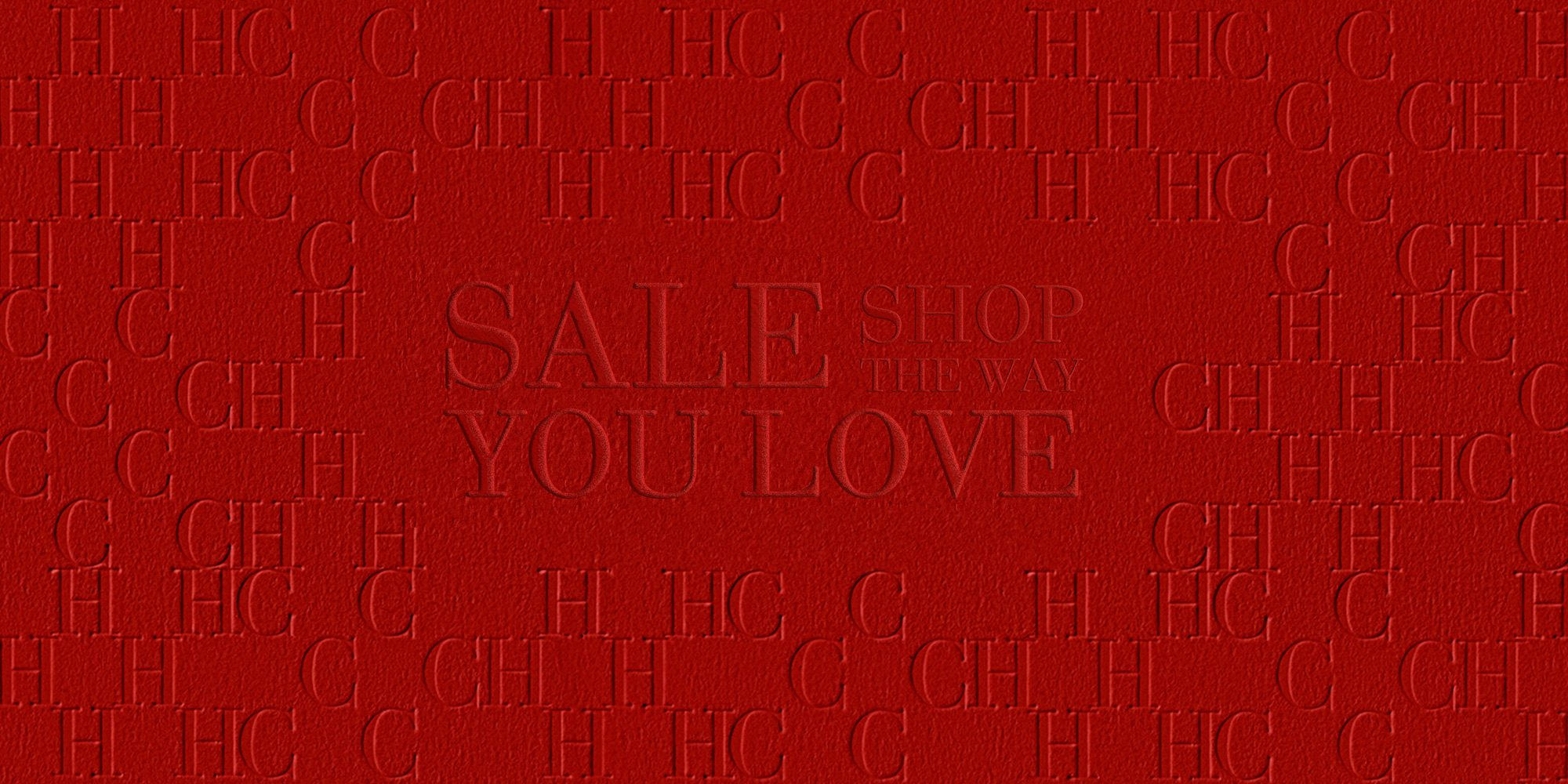 SHOP THE WAY YOU LOVE  SALES