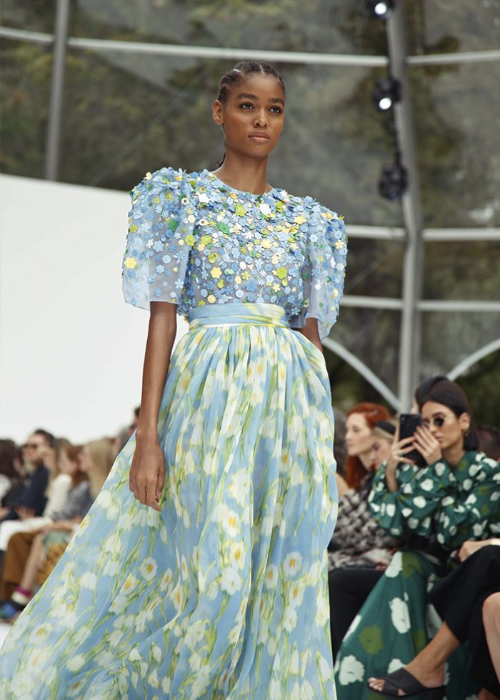 CAROLINA HERRERA NEW YORK  PRIMAVERA 2020